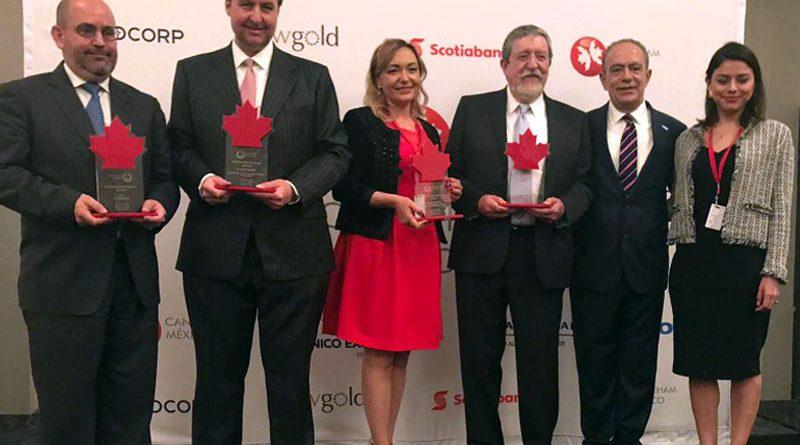 WestJet fue reconocida por la Cámara de Comercio de Canadá en México