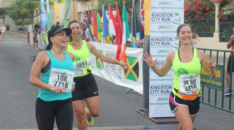Kingston, la capital de Jamaica, realizará la 7º Kingston City Run el  17 de marzo de 2019
