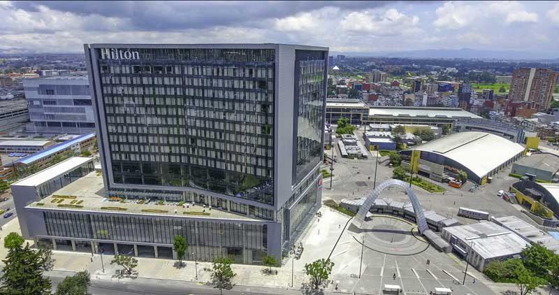 Hilton expande su presencia en Colombia con lanzamiento de su nuevo hotel en Bogotá