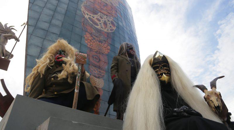 Secturjal celebra la conservación de la fiesta de los tastoanes