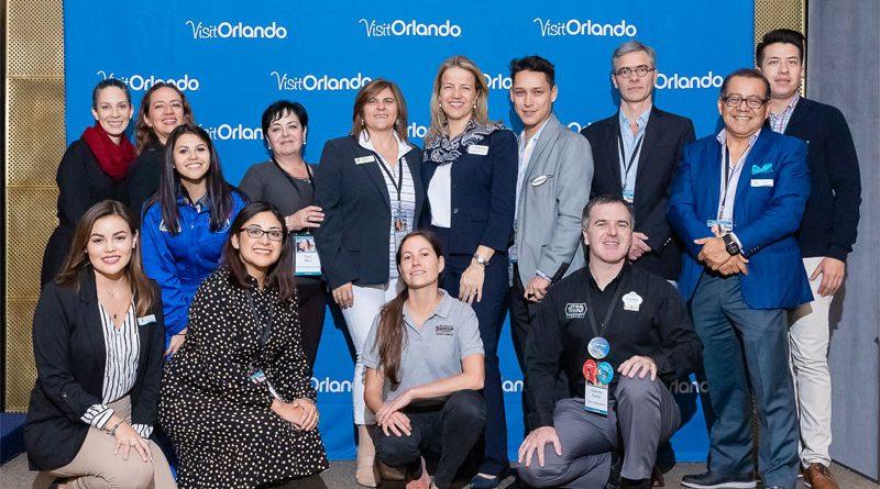 Visit Orlando Celebra su Misión de Ventas 2019