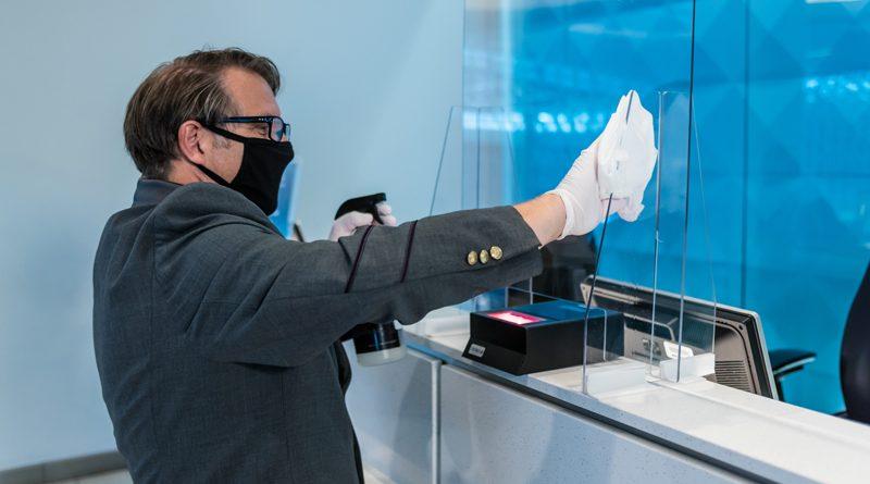 Los Delta Sky Clubs se reabren con niveles adicionales de protección para los clientes