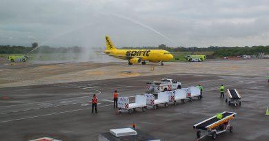 Con más espíritu que nunca, llega Spirit Airlines a la región Puerto Vallarta y Riviera Nayarit