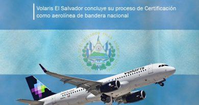 Volaris Iniciara operaciones a El Salvador en Septiembre