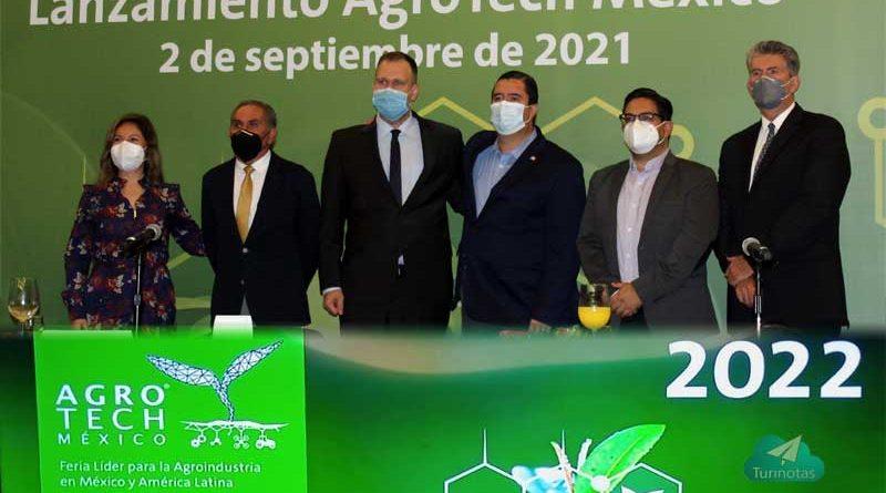 Expo Guadalajara será sede de AgroTech México 2022