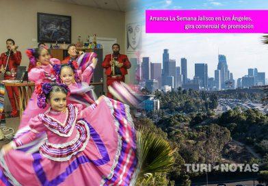 Arranca La Semana Jalisco en Los Ángeles